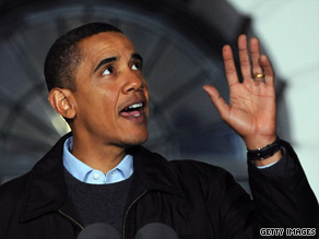 U.S. President Obama is a surprise winner of the Nobel Peace Prize.