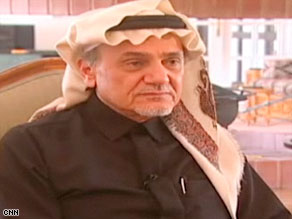 Saudi Prince Turki al-Faisal talks with CNN's Nic Robertson about U.S. relations with Arab nations.