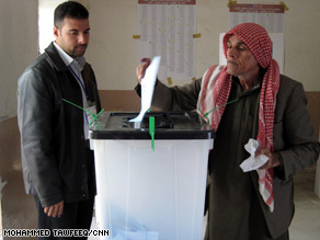 Iraq's election on Sunday was 'free and fair', says Frum.