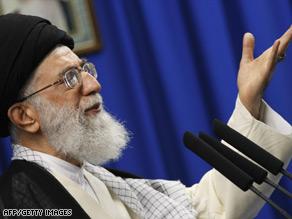 Ayatollah Khamenei said Iran would change its policy when the U.S. did so as well.
