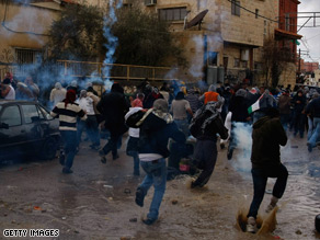 The march by Israeli extremists turned into violence on the streets of Umm al-Fahm.