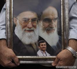 Iran's supreme leader warns protesters