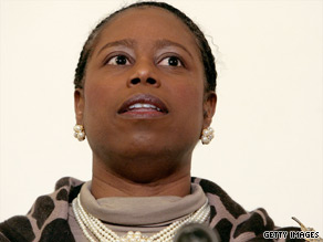 Cynthia McKinney reportedly is asking the international community to demand the crew's release.