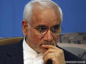 Reza Aghazadeh has largely stayed out of politics.