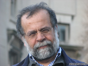 Hamid Dabashi says the Iran civil rights protests have drastically changed the politics of the Middle East.