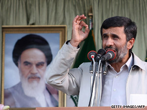 Mahmoud Ahmadinejad's recent pick for the country's top vice president continues to draw fire.