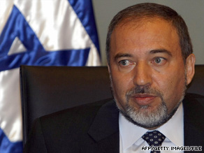 Israeli Foreign Minister Avigdor Lieberman compared the Swedish government's hands-off position to the country's neutrality during World War II.