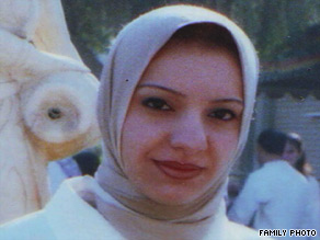 Samar Saed Abdullah is sentenced to die by hanging in connection with the killing of three relatives.