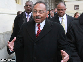 Roland Burris came to Capitol Hill Tuesday and sought to be sworn in as a senator.