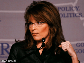 Newt Gingrich says Palin has the head start in Iowa.