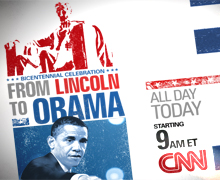 'From Lincoln to Obama'