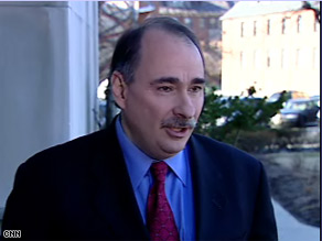 David Axelrod said the gubernatorial races in New Jersey and Virginia were 'impacted by state issues.'