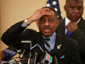 Should Senator Burris resign?
