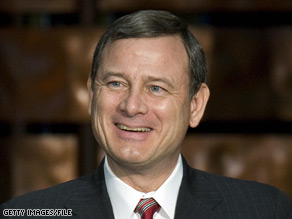Chief Justice John Roberts on Thursday offered an unusually brief summary of the problems facing the U.S. court system.