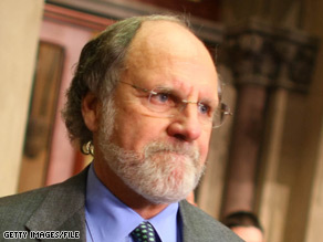 Corzine is facing a tough re-election battle in New Jersey this year.