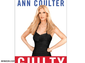 Sales of Coulter's latest book appear to be far lower than her others.