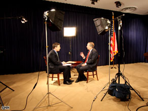 Ed Henry interviews Larry Summers, the President's chief economic adviser.