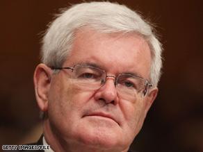 Sen. Tom Coburn had some harsh words on Friday for former Republican Speaker Newt Gingrich.