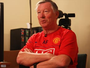 Alex Ferguson is very particular about who he speaks with since he doesn't trust many people in the media.