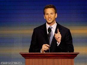 The FBI stopped a plot to bomb Illinois Republican Aaron Schock's office.