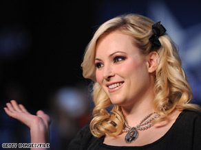 Meghan McCain is a vocal supporter of same-sex marriage.