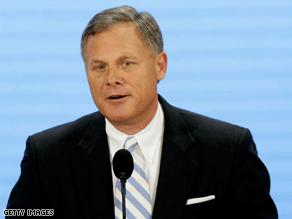 Republican senator Richard Burr is a top Democratic target in 2010.