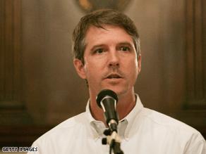 Simcox will challenge John McCain in a Senate primary.
