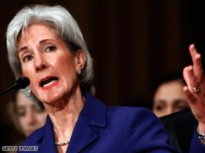 Kathleen Sebelius joins 'State of the Union' Sunday to talk about plans for health care reform.