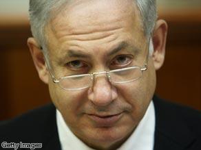 Israeli Prime Minister Benjamin Netanyahu says Israel is prepared to resume peace negotiations.
