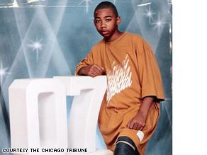 Rakeem Robinson was shot on May 30, 2008. He was 14.