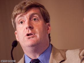 Kennedy is backing Moran.