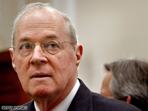 A source tells CNN that President Obama was looking for a nominee with the ability to win over Justice Anthony Kennedy.
