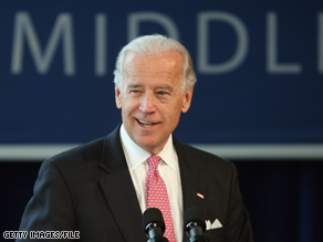Vice President Biden said Sunday that the Obama administration opposes taxing employer-provided health care benefits but would not say the president would reject legislation that included such a new tax.