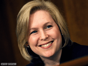 A Quinnipiac University survey released Wednesday indicates Sen. Kristen Gillibrand has the support of just 23 percent of New York voters.