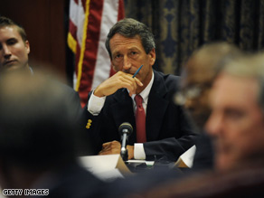 More South Carolina Republicans said Monday Sanford should step down.