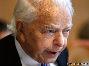 Sen. Robert Byrd has been released from the hospital.