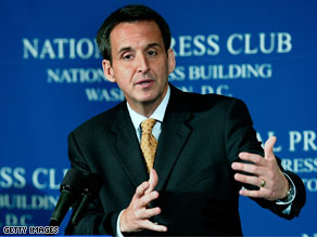 Tim Pawlenty on Thursday sidestepped questions about his 2012 White House ambitions.