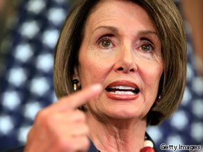 Speaker of the House Nancy Pelosi and House Democratic leaders said they are sending members home with written guidance on health care reform legislation, which they hope to pass after their summer recess.