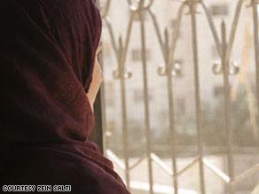 Marium Al Wata, 32, used to own a pharmacy in Iraq.