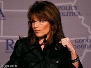 Sarah Palin is keeping up her full court press against President Obama's health care plan.