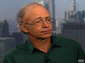 Prof. Peter Singer says rationing is already happening in private health insurance companies.
