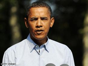 President Obama hailed Kennedy as an 'extraordinary leader.'