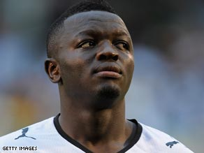 Is it fair for Sulley Muntari to be dropped because of the effects of his religious practices?