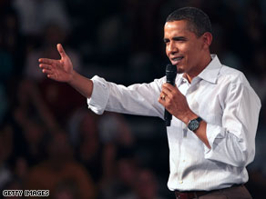 President Obama faces wavering support on health care reform, key White House aides told CNN.