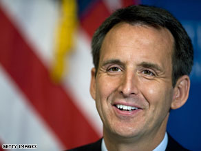 Possible 2012 presidential candidate Tim Pawlenty said Thursday's summit was a public relations stunt.