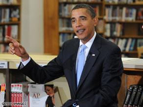 Obama putting heavy imprint on big speech.