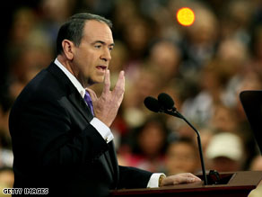 Mike Huckabee is advising his fellow Republicans to temper their criticism of President Barack Obama's Nobel Peace Prize award.