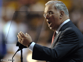 Menino is seeking a fifth mayoral term in Boston.