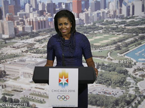 Chicago-Rio Olympic battle 'close as hell'.