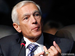 Wesley Clark speaks about a variety of issues.
